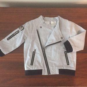 Kardashian Kids Zip Jacket